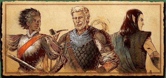 Pillars of Eternity II: Deadfire: Update 5: A Few Words on