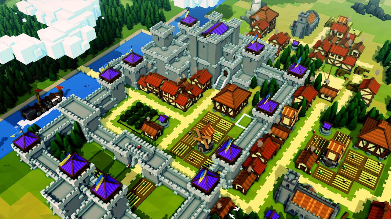 Play kingdoms and castles