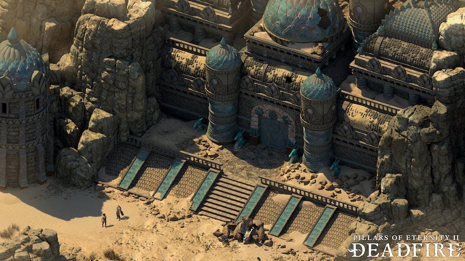 Pillars of Eternity 2, immagini di gioco