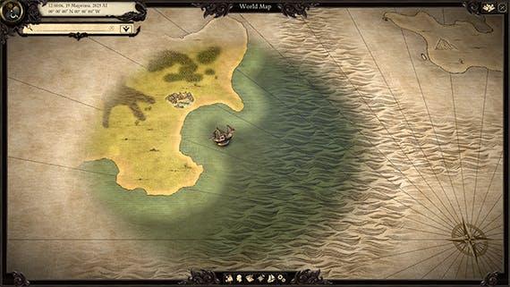 Pillars Of Eternity World Map Complete.Pillars Of Eternity Ii Deadfire Update 16 The Last Few Days