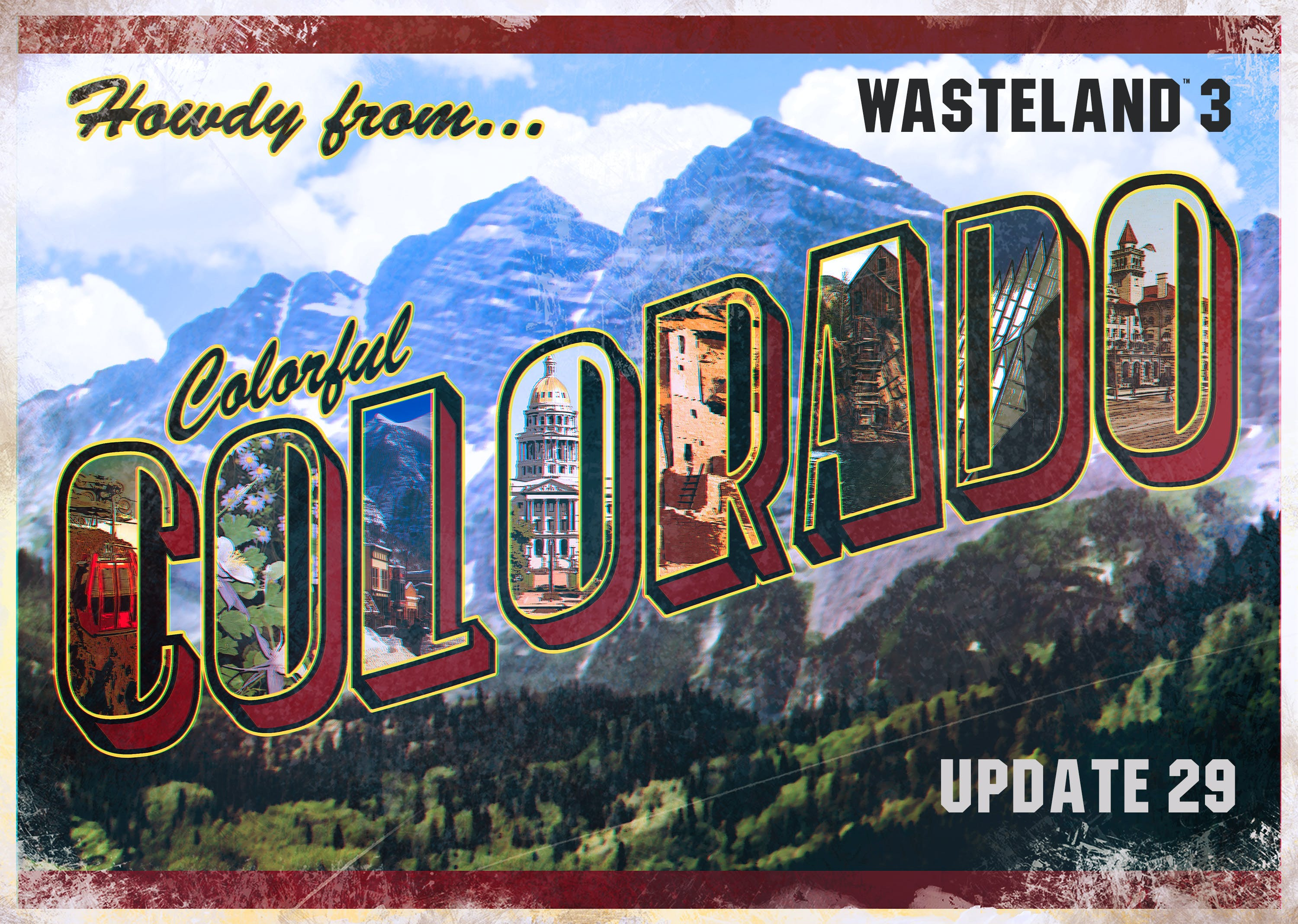 Wasteland 3: Howdy from Colorful Colorado! on Fig