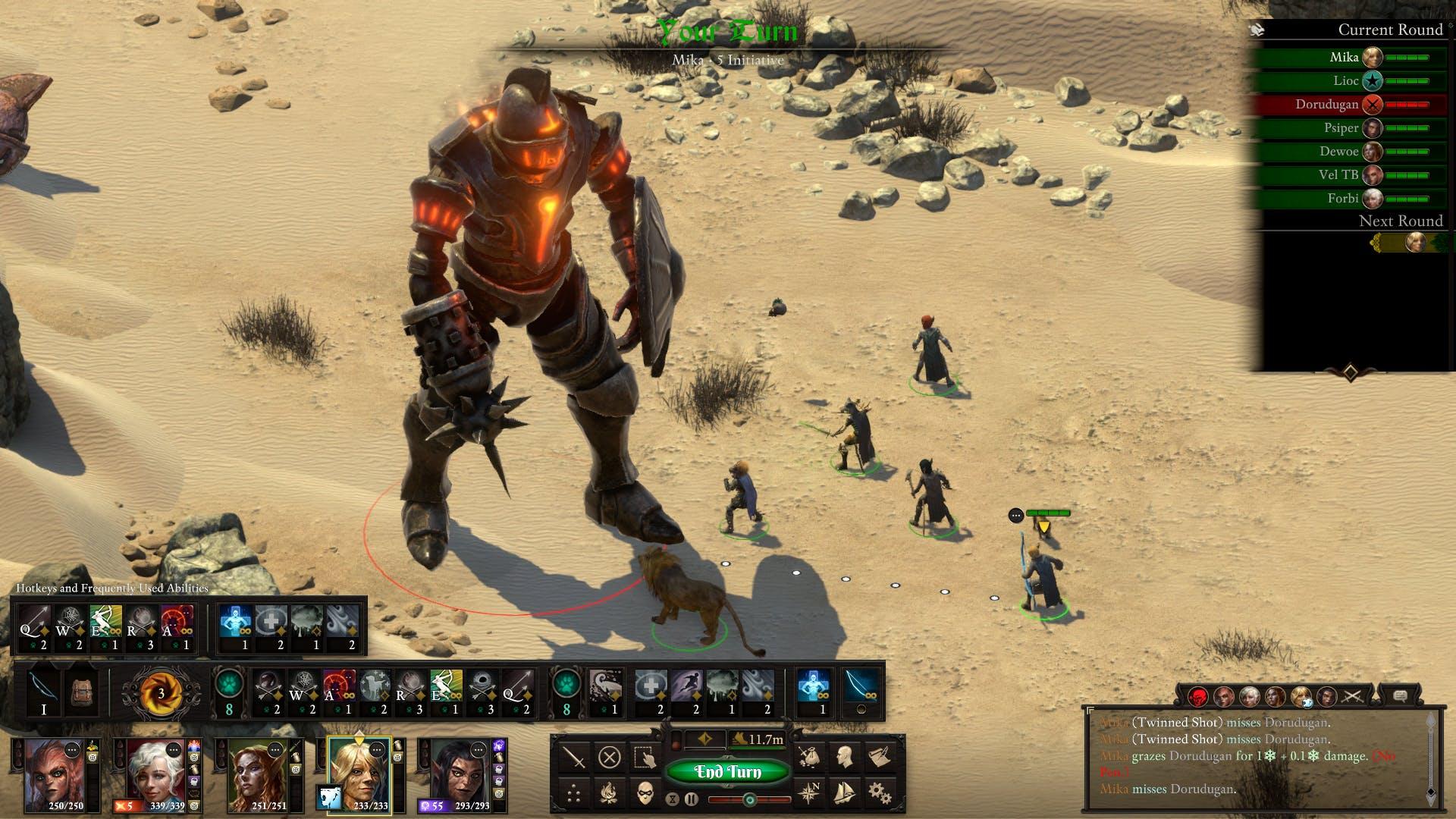 Pillars of Eternity II: Deadfire: Update #60 - Patch 4 1
